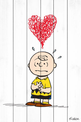 Charlie Brown Heart