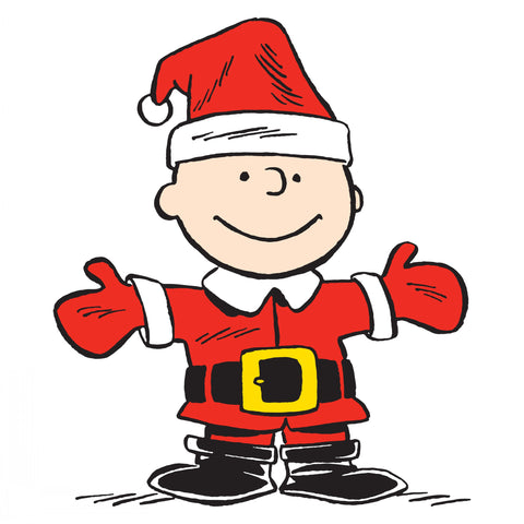 Charlie Brown Santa