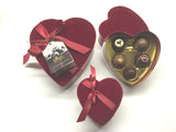 Classic Hearts for Your Love! (3 Petite Truffles)
