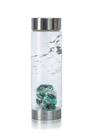 Vita Juwel ViA! (Personal Glass Gem Water Bottle - Vitality)
