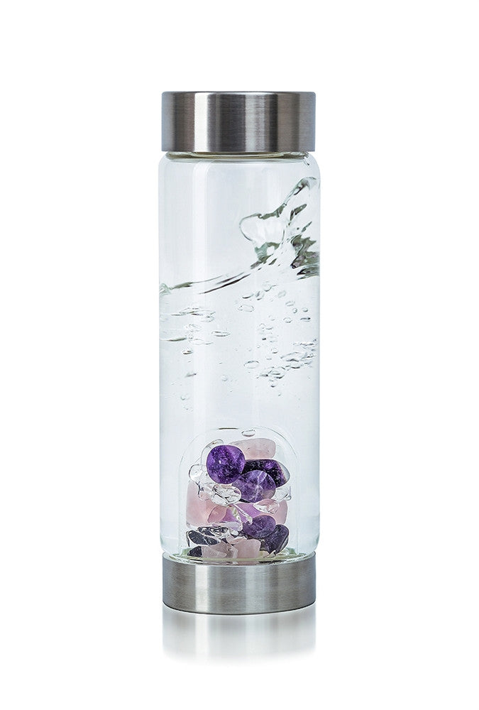 Vita Juwel ViA! (Personal Glass Gem Water Bottle - Wellness)