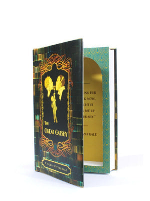 Secret Storage Books - Hollow Books and Book Safes from real