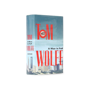 A Man in Full by Tom Wolfe - Hollow Book