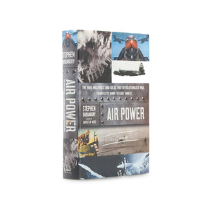 Air Power - Medium size Secret Stash Book - Secret Storage Books