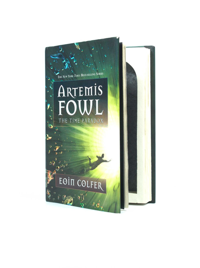 Artemis Fowl - The Time Paradox by Eoin Colfer - Secret Storage Books