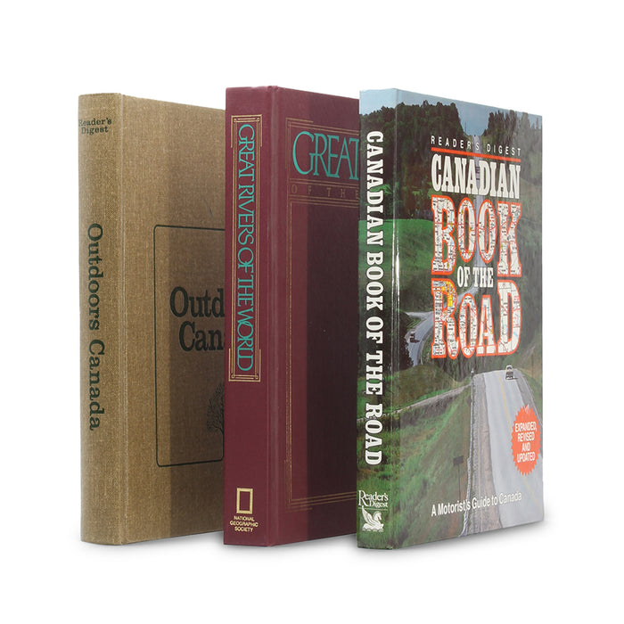 Boring Book Safes - Pack of Three