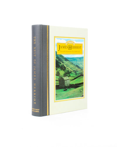 Best of James Herriot - Memories of a Country Vet- XL Hollow Book