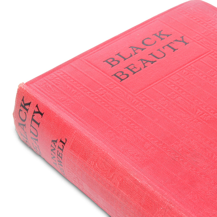 Black Beauty  by Anna Sewell - Little Vintage Hollow Book