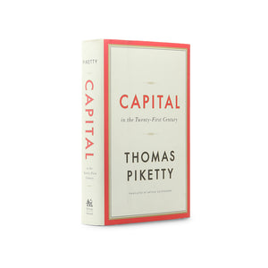 Capital in the 21st Century - Secret Money Safe