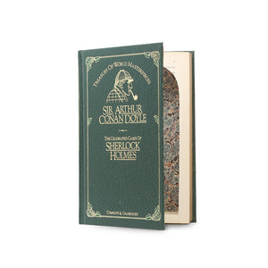 Celebrated Cases of Sherlock Holmes - Large Hollow Book - Secret Storage Books