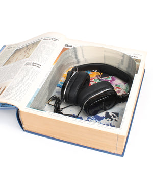 Chronicle of the World - XXL Hollow Book Safe - Secret Storage Books