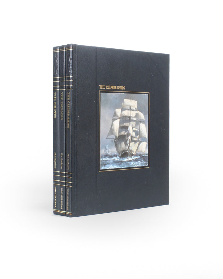 The Clipper Ships - Stack of THREE - XXL Book Safe