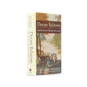 Distant Relations - North American History Book Safe - Secret Storage Books