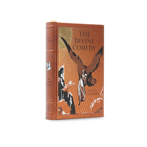 The Divine Comedy Book Safe - Secret Storage Books