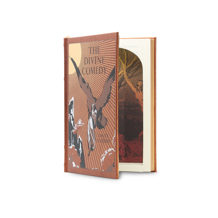 The Divine Comedy Book Safe