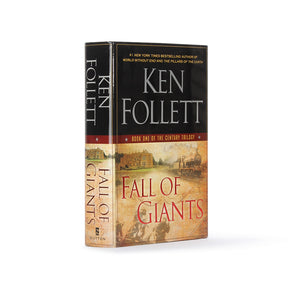 Ken Follett - Fall of Giants XL Book Safe - Secret Storage Books