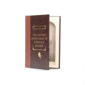 Further Adventures of Sherlock Holmes - Secret Safe Book - Secret Storage Books