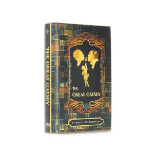 The Great Gatsby by F. Scott Fitzgerald - Secret Storage Book Safe - Secret Storage Books