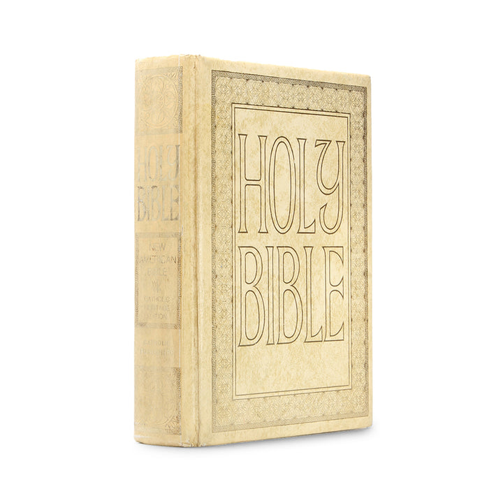 Holy Bible - XL Secret Storage Book Safe