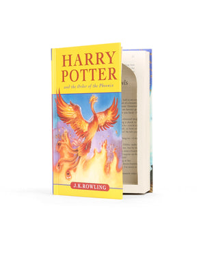 Harry Potter and the Order of the Phoenix - Large Book Safe - Secret Storage Books