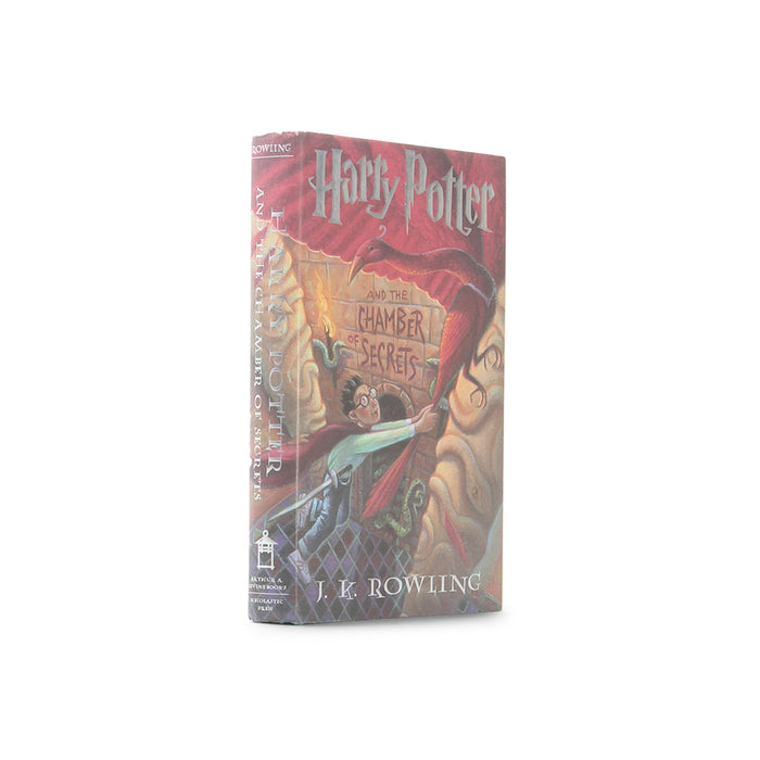 Harry Potter and the Chamber of Secrets - Small Hollw Book
