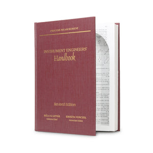 Instrument Engineers' Handbook - XL Secret Storage Book - Secret Storage Books