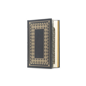 Jane Eyre by Charlotte Bronte - Elegant Book Safe - Secret Storage Books