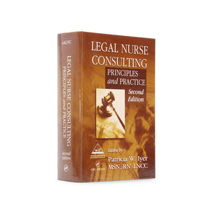 Legal Nurse Consulting  - XL Secret Storage Book - Secret Storage Books