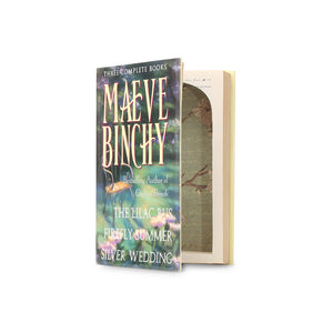 Maeve Binchy Three Complete Books - XL Book Safe - Secret Storage Books