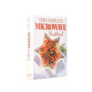 Complete Microwave Cook Book - Secret Storage Book - Secret Storage Books