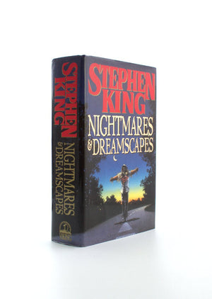 Nightmares and Dreamscapes by Stephen King - XL Book Safes - Secret Storage Books