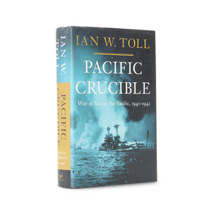 Pacific Crucible - War at Sea - Medium Book Safe - Secret Storage Books