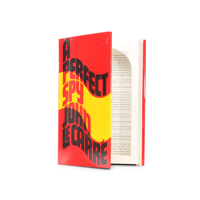 A Perfect Spy by John Lecarre - Medium Stash Book