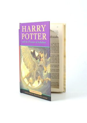 Harry Potter and the Prisoner of Azkaban - Small Secret Storage Book - Secret Storage Books