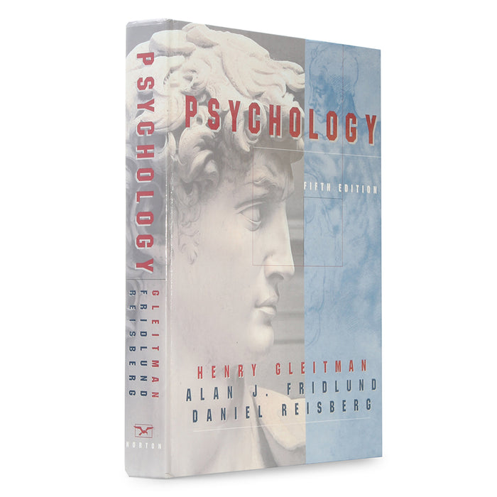 Psychology - Large Secret Storage Book