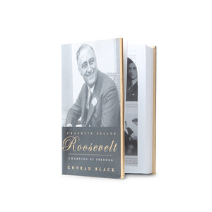 Roosevelt by Conrad Black - XL Secret Safe Book - Secret Storage Books