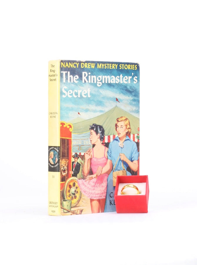 The Ringmaster's Secret - Nancy Drew Engagement Proposal Book