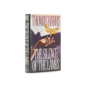 Silence of the Lambs by Thomas Harris - Medium Secret Hollow book - Secret Storage Books
