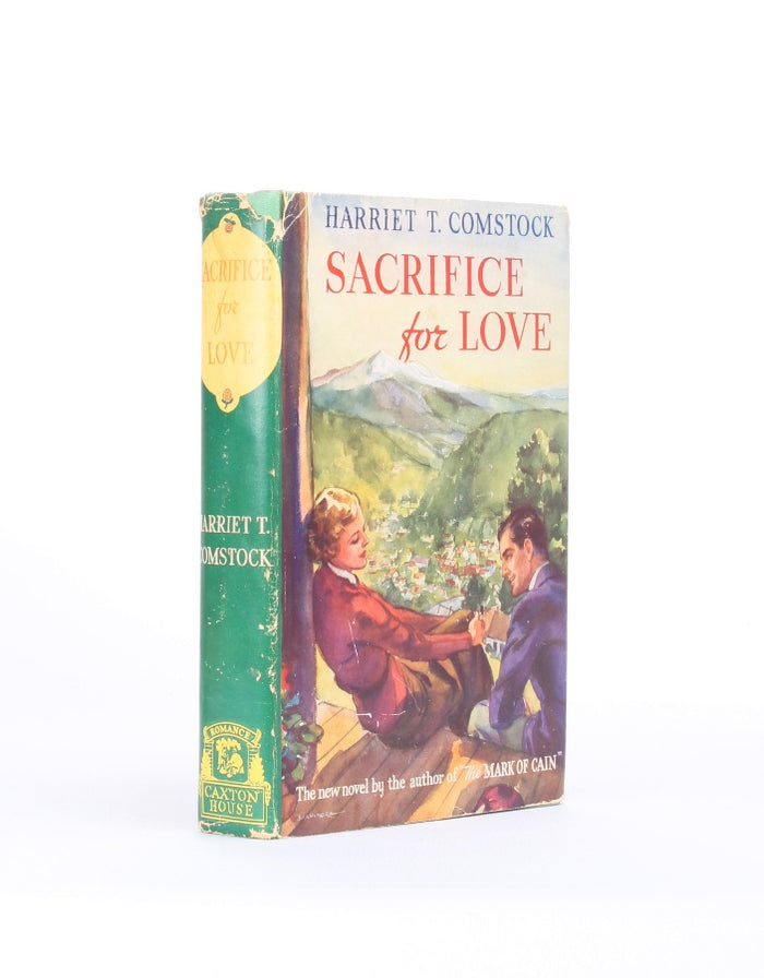 Sacrifice for Love - Vintage Secret Book Box