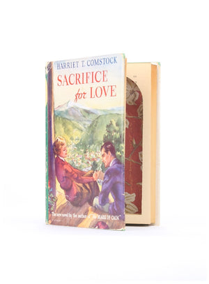 Sacrifice for Love - Vintage Secret Book Box - Secret Storage Books