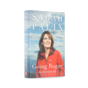 Sarah Palin - Going Rogue - Secret Storage Book - Secret Storage Books