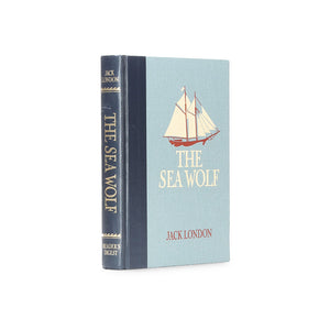 The Sea Wolf by Jack London - Small Hollow Book Safe - Secret Storage Books