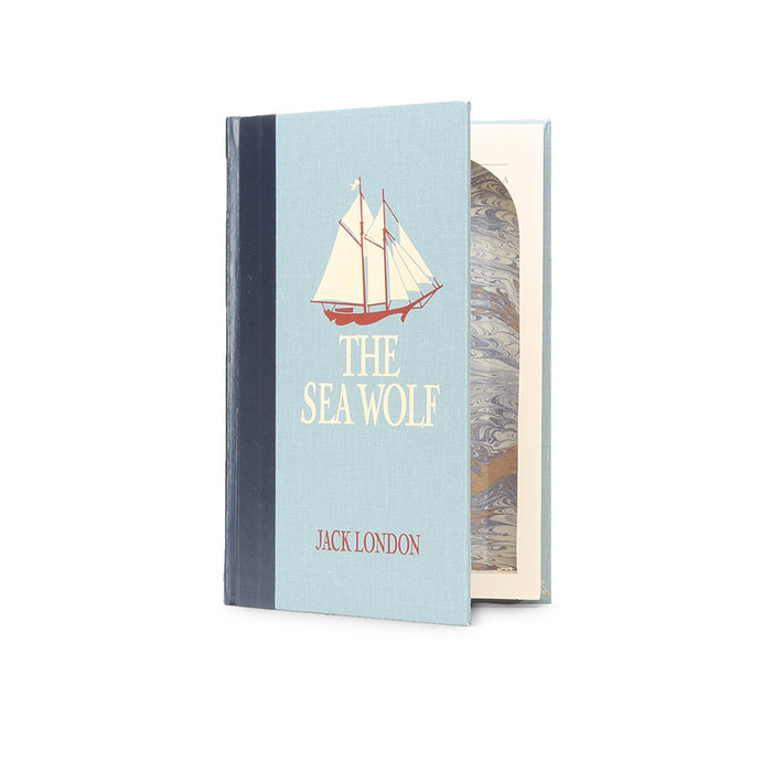 The Sea Wolf by Jack London - Small Hollow Book Safe