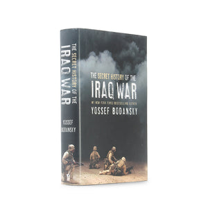 Secret History of the Iraq War - Hollow Book - Secret Storage Books