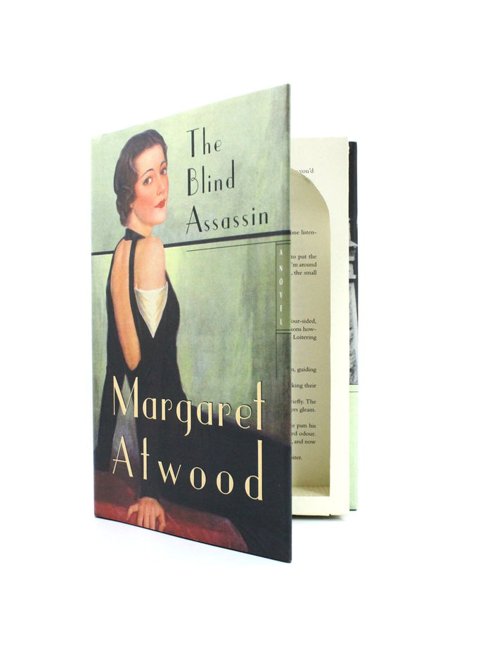 Blind Assassin - Secret Storage Book - Margaret Atwood
