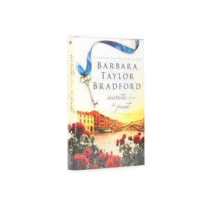 Secrets From the Past by Barbara Taylor Bradford - Small Hollow Book Safe