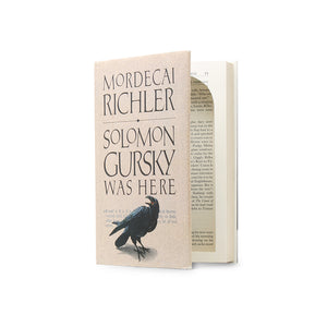 Solomon Gursky Was Here by Mordecai Richler - Book Safe