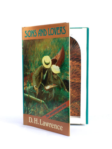 Sons & Lovers by DH Lawrence - Small Book Safe