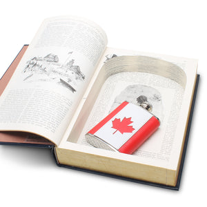 Tales of the Canadian North - Medium Book Safe - Secret Storage Books