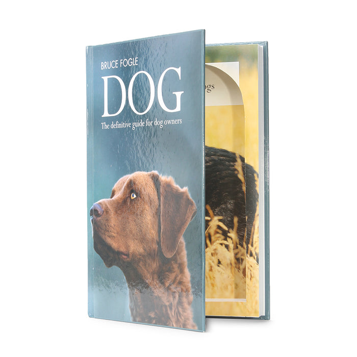 Dog: The Definitive Guide - Large Hollow Book
